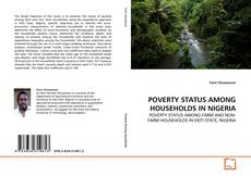 Bookcover of POVERTY STATUS AMONG HOUSEHOLDS IN NIGERIA