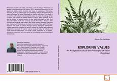 Bookcover of EXPLORING VALUES