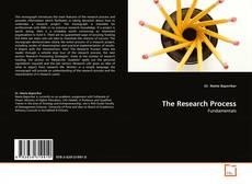 Borítókép a  The Research Process - hoz