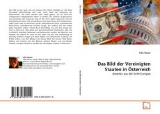 Buchcover von Das Bild der Vereinigten Staaten in Österreich