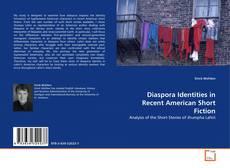 Bookcover of Diaspora Identities in Recent American Short Fiction