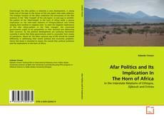 Portada del libro de Afar Politics and Its Implication In The Horn of Africa
