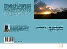 Обложка Support for the Adolescents