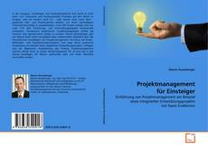 Bookcover of Projektmanagement für Einsteiger