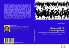 Capa do livro de Messmodell für Marketingevents