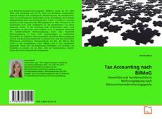 Copertina di Tax Accounting nach BilMoG