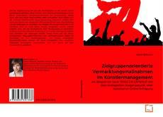 Bookcover of Zielgruppenorientierte Vermarktungsmaßnahmen im Künstlermanagement