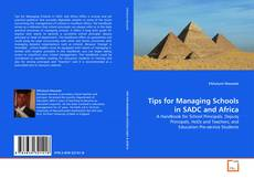 Capa do livro de Tips for Managing Schools in SADC and Africa