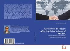 Portada del libro de Assessment of Factors Affecting Sales Volume of MIE PLC