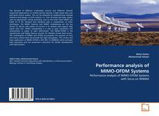 Bookcover of Performance analysis of MIMO-OFDM Systems
