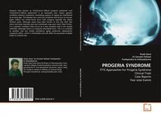 Обложка PROGERIA SYNDROME