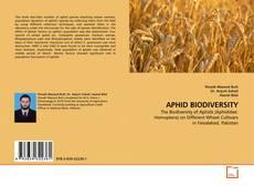 Buchcover von APHID BIODIVERSITY