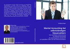 Mental Accounting bei selbstständigen Steuerzahlern kitap kapağı