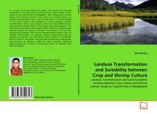 Обложка Landuse Transformation and Suitability between Crop and Shrimp Culture
