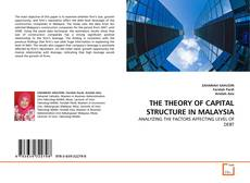 Bookcover of THE THEORY OF CAPITAL STRUCTURE IN MALAYSIA