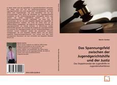 Das Spannungsfeld zwischen der Jugendgerichtshilfe und der Justiz kitap kapağı