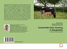 Buchcover von Sustainable Dairy Farming in Bangladesh