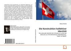 Bookcover of Die Konstruktion kollektiver Identität