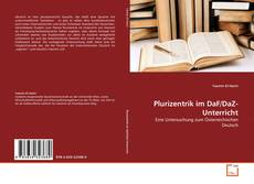 Обложка Plurizentrik im DaF/DaZ-Unterricht