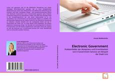 Buchcover von Electronic Government