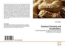 Capa do livro de Contract Farming and Smallholders