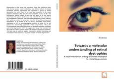 Couverture de Towards a molecular understanding of retinal dystrophies