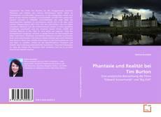 Copertina di Phantasie und Realität bei Tim Burton
