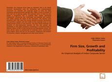 Borítókép a  Firm Size, Growth and Profitability - hoz