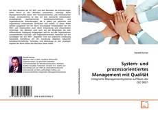 Bookcover of System- und prozessorientiertes Management mit Qualität
