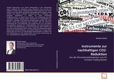 Portada del libro de Instrumente zur nachhaltigen CO2-Reduktion