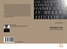Bookcover of Thankless Toil