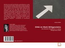 Couverture de Ethik im Werk Wittgensteins