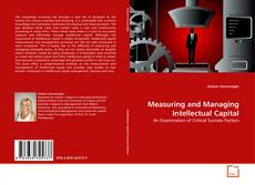 Measuring and Managing Intellectual Capital kitap kapağı
