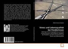 Portada del libro de Stress und Lebensqualität bei PendlerInnen