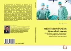 Couverture de Prozessoptimierung im Gesundheitswesen