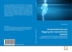 Bookcover of Anatomiekonformes Rigging des menschlichen Skeletts