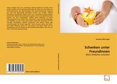 Buchcover von Schenken unter Freundinnen