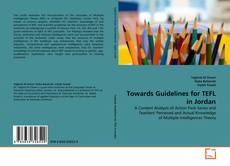 Bookcover of Towards Guidelines for TEFL in Jordan