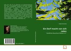 Portada del libro de Ein Dorf macht von sich reden