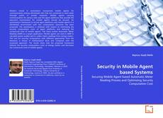 Buchcover von Security in Mobile Agent based Systems