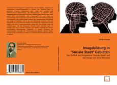 """Imagebildung in """"Soziale Stadt"""" Gebieten kitap kapağı"""