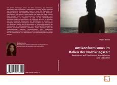 Bookcover of Antikonformismus im Italien der Nachkriegszeit