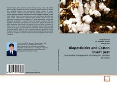 Portada del libro de Biopesticides and Cotton insect pest