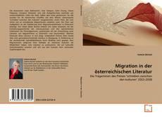 Migration in der österreichischen Literatur kitap kapağı