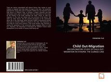 Child Out-Migration kitap kapağı