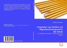 Borítókép a  Integration von Kindern mit Migrationshintergrund in der Schule - hoz