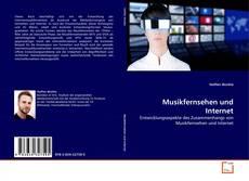 Buchcover von Musikfernsehen und Internet
