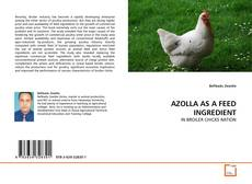 Portada del libro de AZOLLA AS A FEED INGREDIENT
