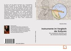 Portada del libro de Instrumente im Vergleich der Kulturen