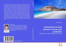 Copertina di Optimization-based dynamic human gait prediction